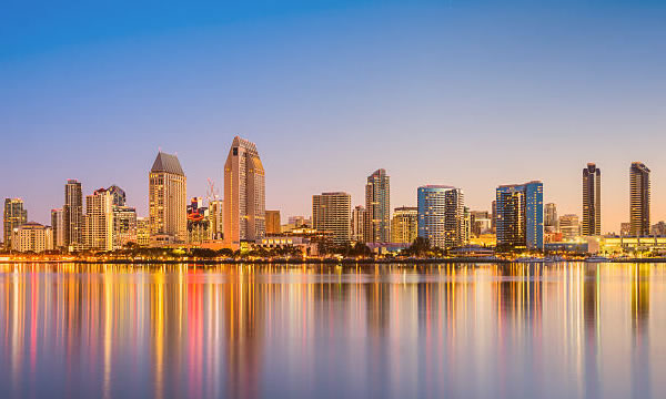 1954 Digital San Diego CA (USA)